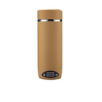 420ML Izolowane próżniowo butelki na zewnątrz Camping Turystyka Wrząca Kubek Elektryczny Czajnik Ogrzewanie