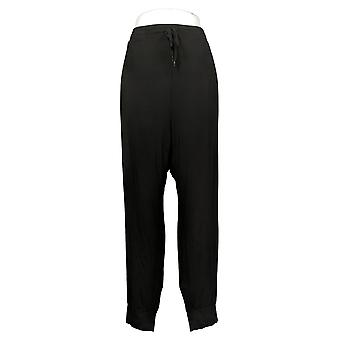 Soft & Cozy Women's Plus Pants Jogger Black 663210