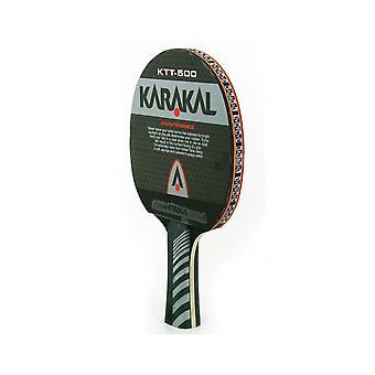 Karakal KTT-500 5 Star Tournament Standard A12 Sponge Attack Table Tennis Bat