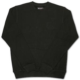 Diamond Supply Co Un Polo Sweatshirt Black