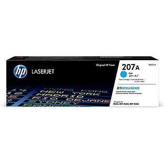 HP 207A cián eredeti LaserJet tonerkazettát, 1350 oldal, Cián, 1 darab