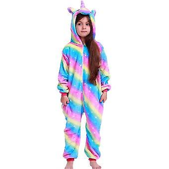 Children Onesie Kids Unicorn Panda Pajamas