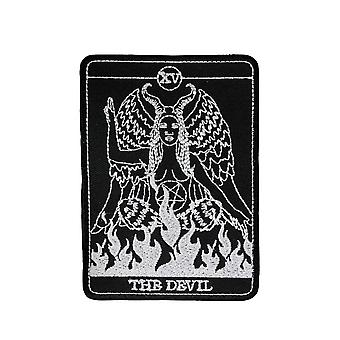 Extreme Largeness The Devil Tarot Iron-On Patch