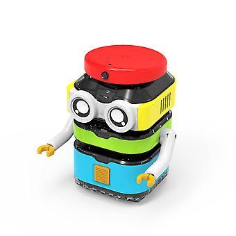 Laiqiankua Diy Télécommande Robot De Suivi Infrarouge Jouet