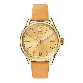 Ice-Watch ICE tijd Beige goud klein (013074)