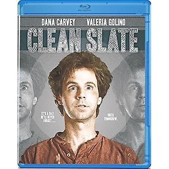 Clean Slate [Blu-ray] USA import