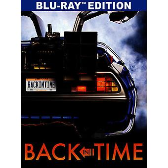 Back in Time [Blu-ray] USA import