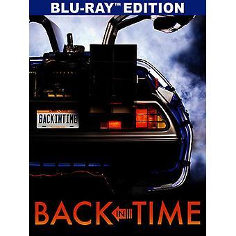 Tilbake i tid [Blu-ray] USA import