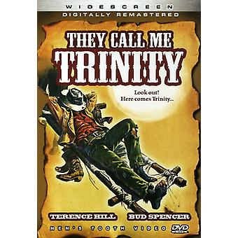 They Call Me Trinity [DVD] USA import