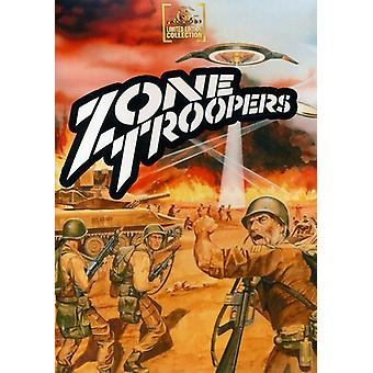 Zone Troopers [DVD] USA import