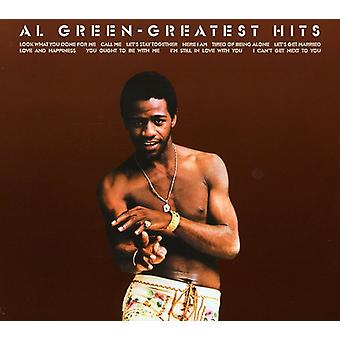 Al Green - Greatest Hits [CD] USA import