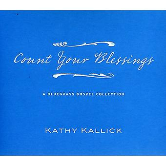 Kathy Kallick - Count Your Blessings [CD] USA import