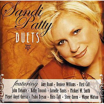 Sandi Patty - Duets [CD] USA import