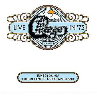 Chicago - Live in 75 (2CD) [CD] USA import