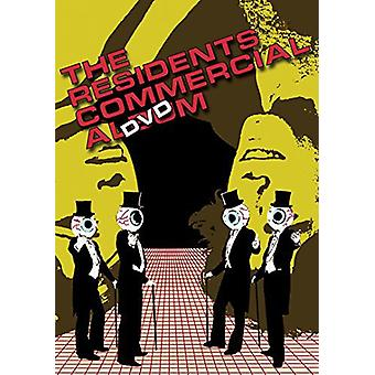 Residents - Residents-the Commercial DVD [DVD] USA import