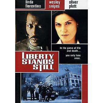 Importer des USA Liberty Stands Still [DVD]