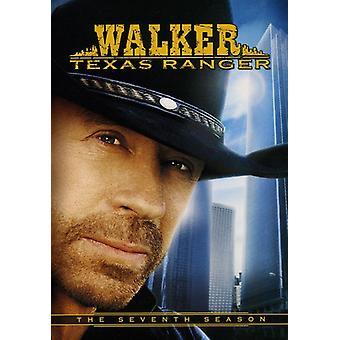 Walker Texas Ranger: Season 7 [DVD] USA import