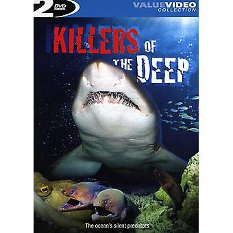 Killers of the Deep [DVD] USA import