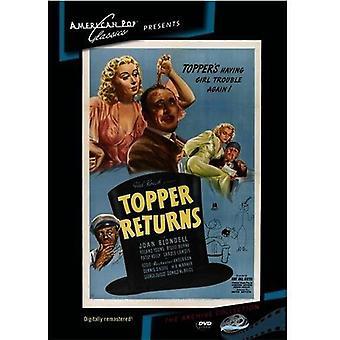 Importazione di topper Returns [DVD] Stati Uniti d'America