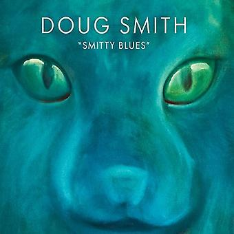 Doug Smith - importation USA Smitty Blues [CD]