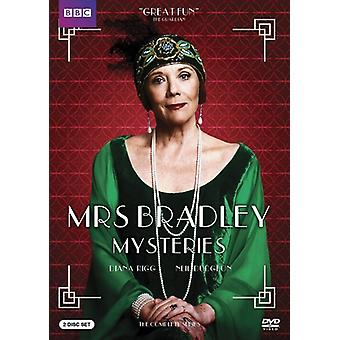 Mrs Bradley Mysteries: The Complete Series [DVD] USA import