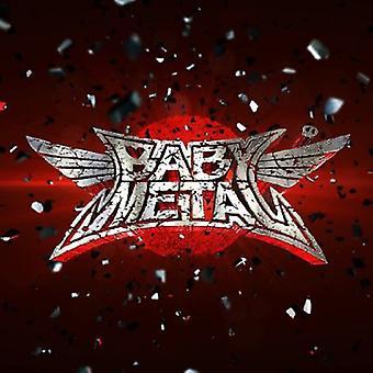 Babymetal - Babymetal [CD] USA import