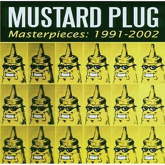 Mustard Plug - Masterpieces 1991-2002 [CD] USA import