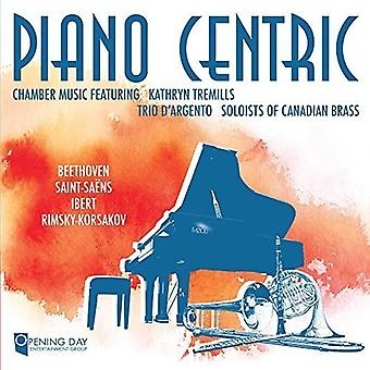 Tremills, Kathryn / Trio Dargento and Soloists - Piano Centric [CD] USA import