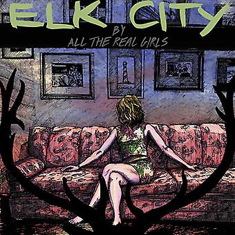 All the Real Girls - Elk City [CD] USA import