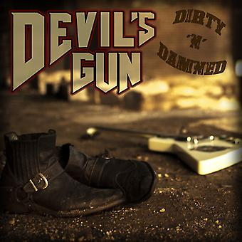 Devils Gun - Dirty N Damned [CD] USA import