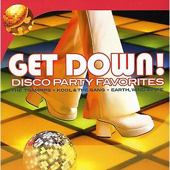 Get Down! Disco Party Favorites - Get Down! Disco Party Favorites [CD] USA import