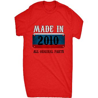 Made in Russia in 2010 For Men