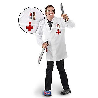 Lääkäri työtakki lääkäri työtakki Arvoisa puku yksi koko