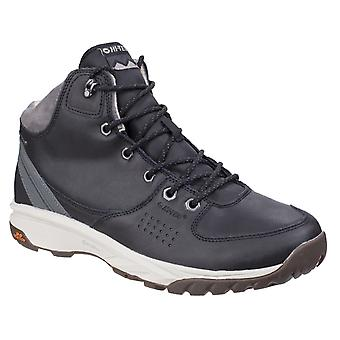 Hi-Tec Mens Wildlife Lux WP Leather Hiking Boots