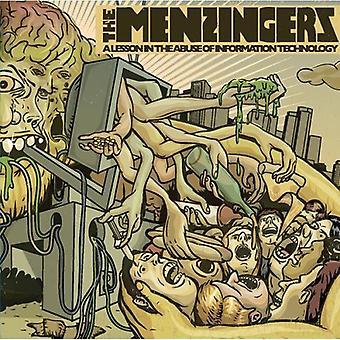 Menzingers - opetus tietotekniikan väärinkäyttö [vinyyli] USA-tuonti