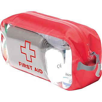 Exped Clear Cube First Aid Red - Red - Medium