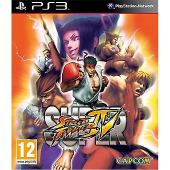 Super Street Fighter IV (PS3) - Nouveau
