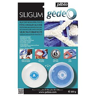 Pebeo Siligum Silicone Mould Paste 300g