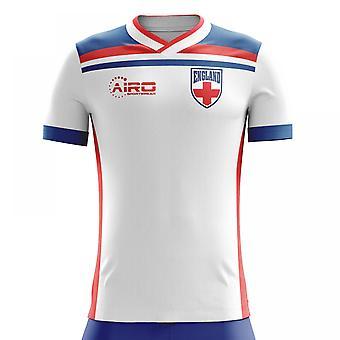 2020-2021 England Home Concept Football Shirt - Little Boys