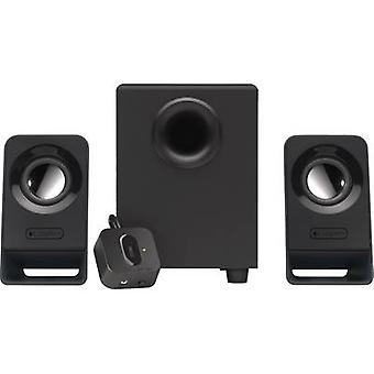 Logitech Z213 2.1 PC speaker Corded 7 W Black