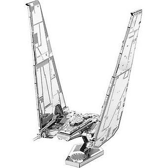 Modelo kit Metal tierra Star Wars Kylo Ren´s mando Shuttle