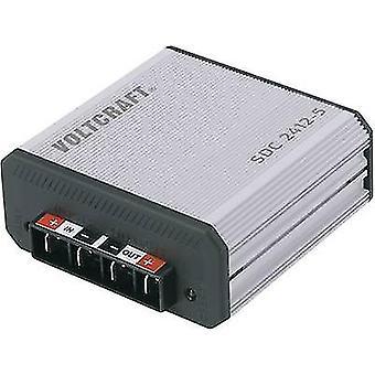 VOLTCRAFT SDC 2412-5 DC/DC convertitore 24 V DC - 13.8 V DC/7 A 70 W