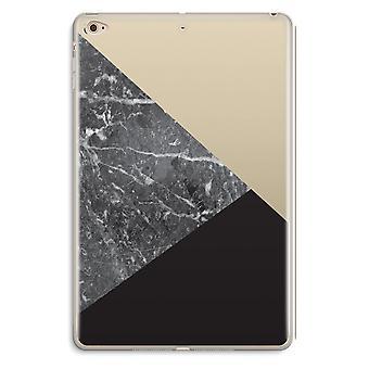 iPad Mini estuche transparente 4 (Soft) - combinación de mármol
