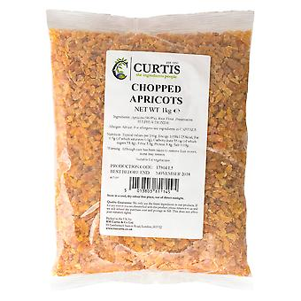 Curtis Dried Chopped Apricots