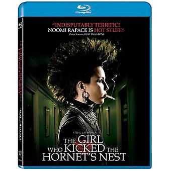 Girl Who Kicked the Hornet's Nest [BLU-RAY] USA import