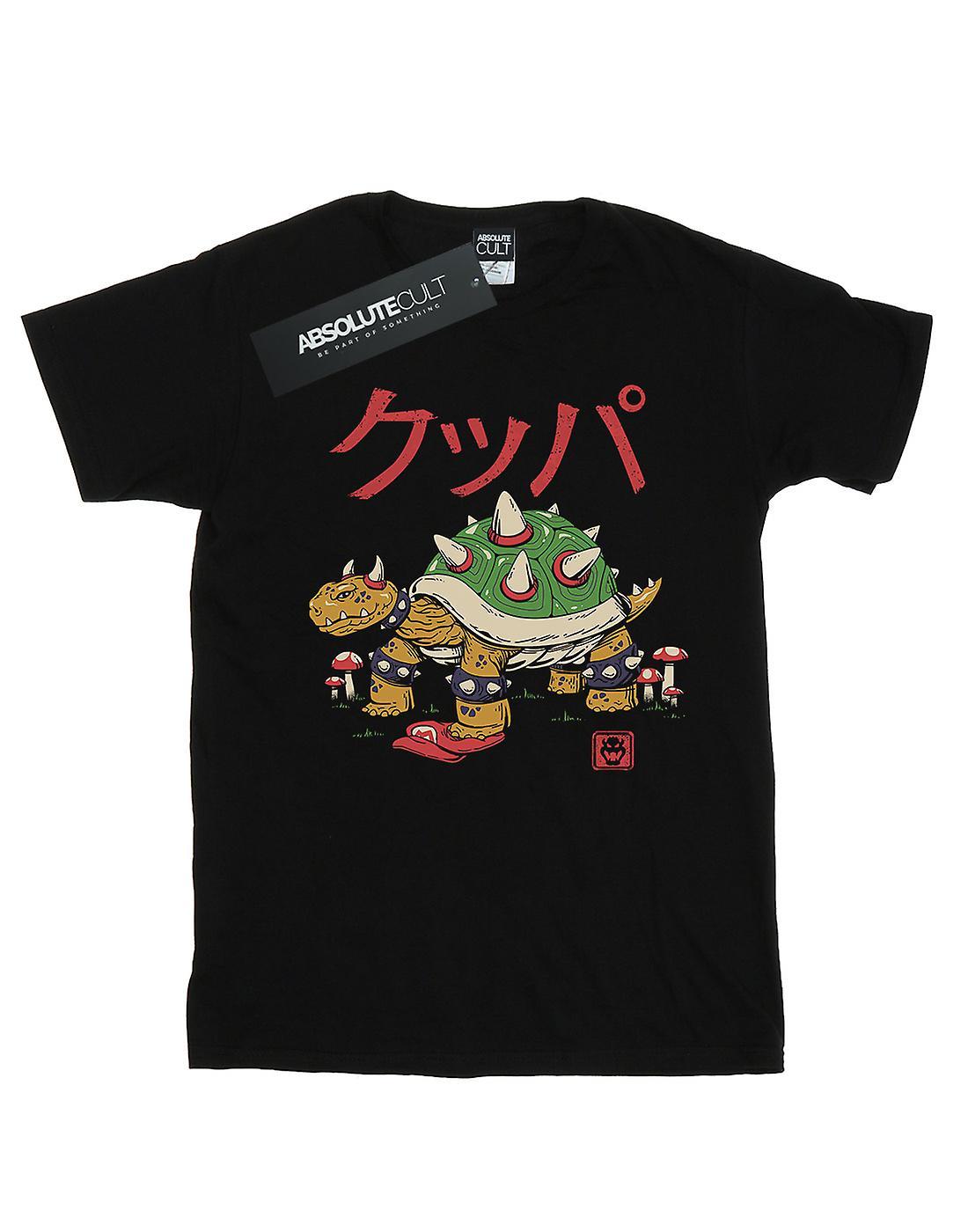 Vincent Trinidad Women's Turtle Demon King Boyfriend Fit T-Shirt