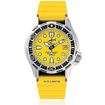 CHRIS BENZ - Diver Watch - DEEP 500M AUTOMATIC - CB-500A-Y-KBY