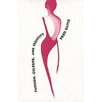Moda - cultura e identidad por Fred Davis - libro 9780226138091