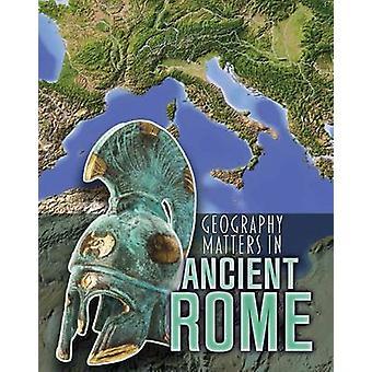 Questões de Geografia na Roma antiga por Melanie Waldron - 9781406291223