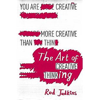 L'Art de Creative Thinking par Rod Judkins - livre 9781444794496